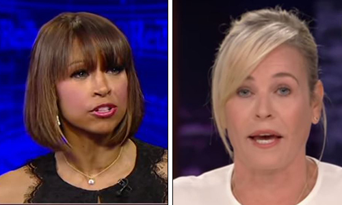 Chelsea Handler Calls Stacy Dash a 'Black White Supremacist'