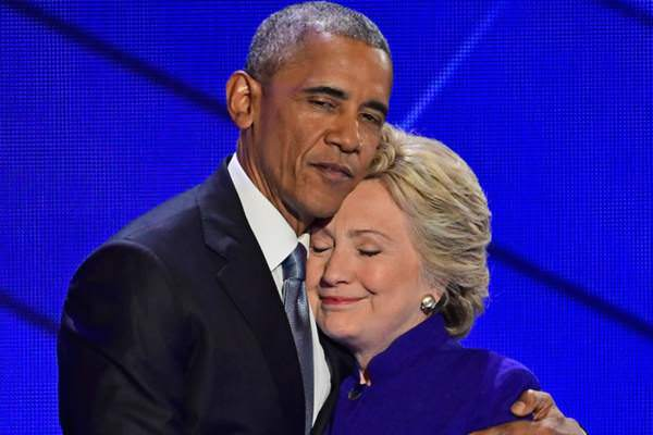 Confident Obama Assured Hillary That Victory Was Hers 24 Hours Before She Lost