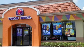 Armed Thugs Attempt to Rob Taco Bell
