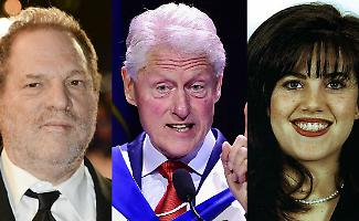 Weinstein Helped Pay for Slick Willie's Legal Fees During Monica Lewinsky Scandal