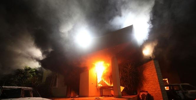 US Ambassador Chris Stevens' final Words In Benghazi Revealed