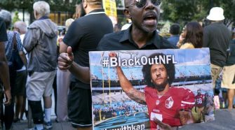 Colin Kaepernick Snubbed From NFL Anthem Meeting