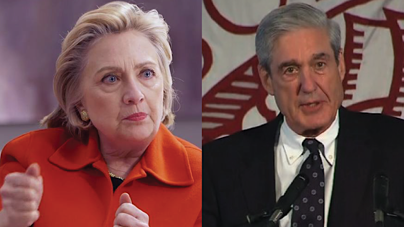 Report Reveals Robert Mueller Was FBI Director When Agency Hid Clinton-Russia Connection
