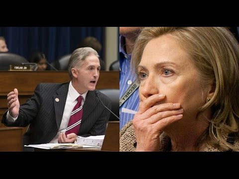 Trey Gowdy and Bob Goodlatte To Probe FBI, DOJ Over Hillary Investigation