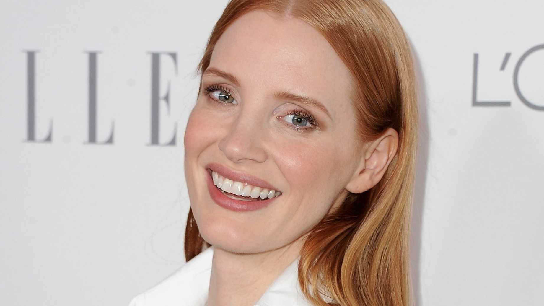 Jessica Chastain Gets It