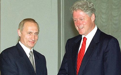 Bill Clinton Requested Clearance From Hillary To Meet Russian Officials