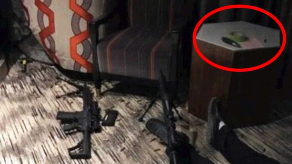Note Found In Hotel Room of Vegas Shooter Near His Body