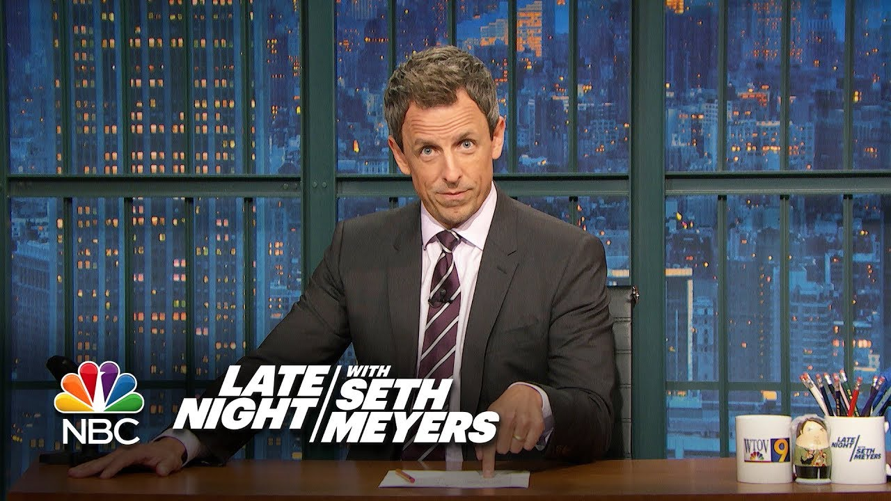 Seth Meyers Tells Trump Supporters To Stop Watching
