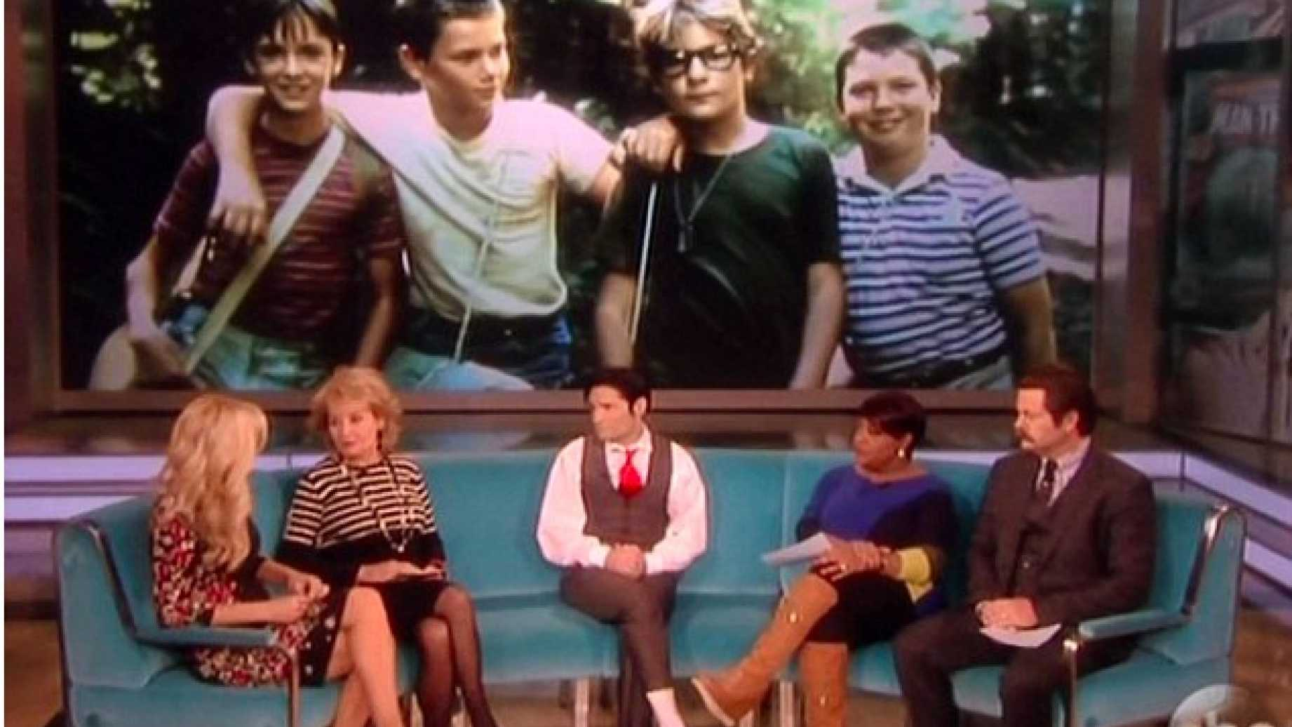 Crazy Flashback - Corey Feldman Calls Out Hollywood Pedophilia And Gets Scolded By Barbara Walters - VIDEO