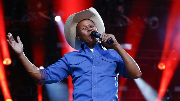 Country Singer Neal McCoy Releases 'Take A Knee, My @ss'