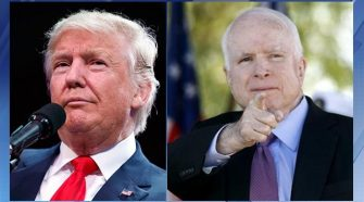 Angry Senator John McCain Attacks President Trump During Vietnam Trip