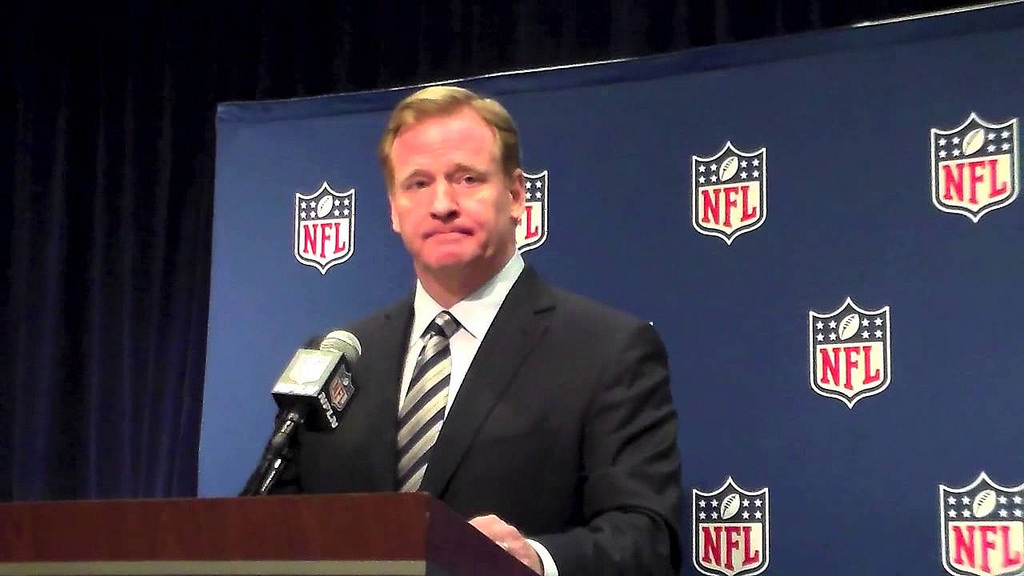 Roger Goodell Demands An Absurd Amount Of Money