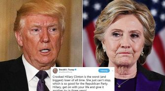 President Trump Slays 'Crooked Hillary' Early Saturday Morning