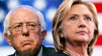 Hillary Clinton And Bernie Sanders Campaigns