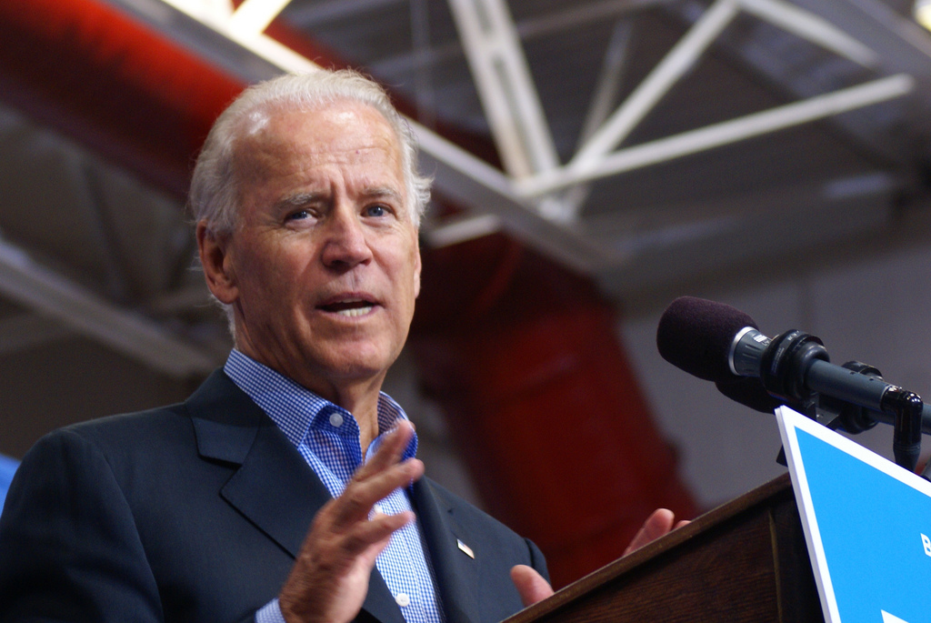 Joe Biden Takes Credit For Democrat Wins In Virginia On Tuesday