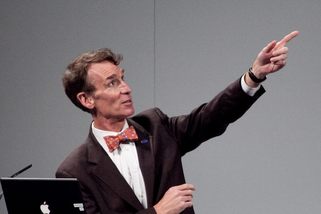 Bill Nye The Fake Science Guy Gets Owned Again