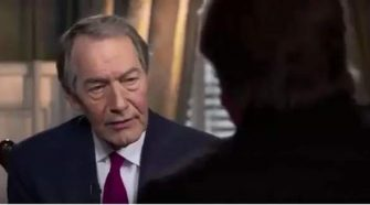 Sexual Abuser Charlie Rose Rips Steve Bannon and Trump