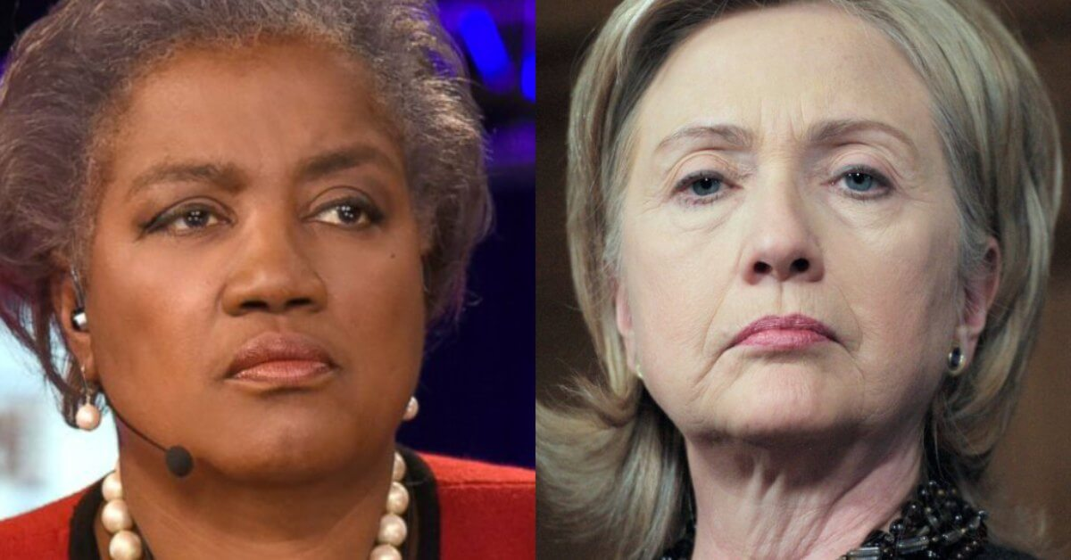Donna Brazile Considered Dumping Hillary