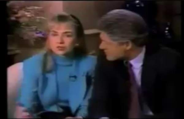 Bill Clinton Denies Extra Marital Affair