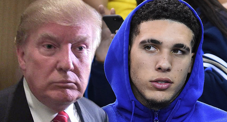 President Trump Steps In, LiAngelo Ball shoplifting, China, President Xi