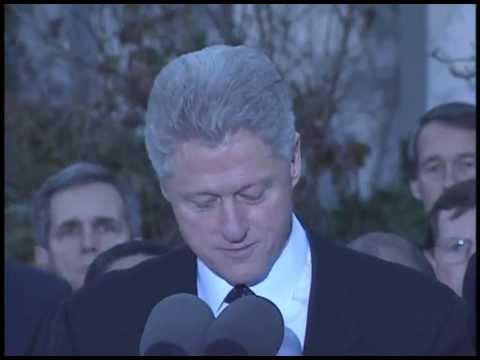 Democrats Applauded Accused Rapist Bill Clinton