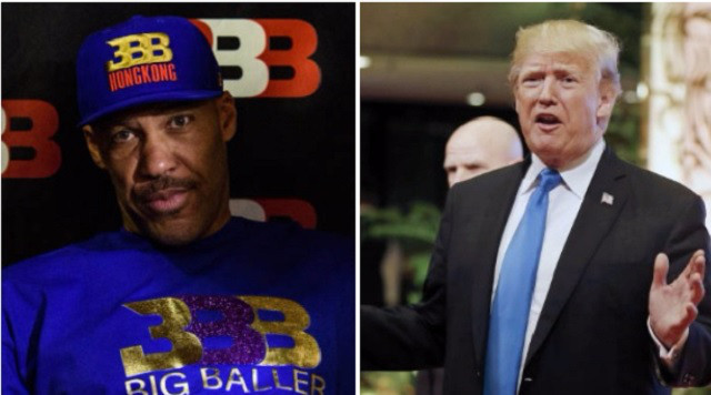 President Trump Fires Back At Ungrateful LaVar Ball