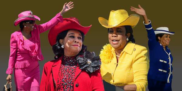 Liberal Loon Frederica Wilson