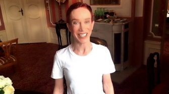 Kathy Griffin Loses It