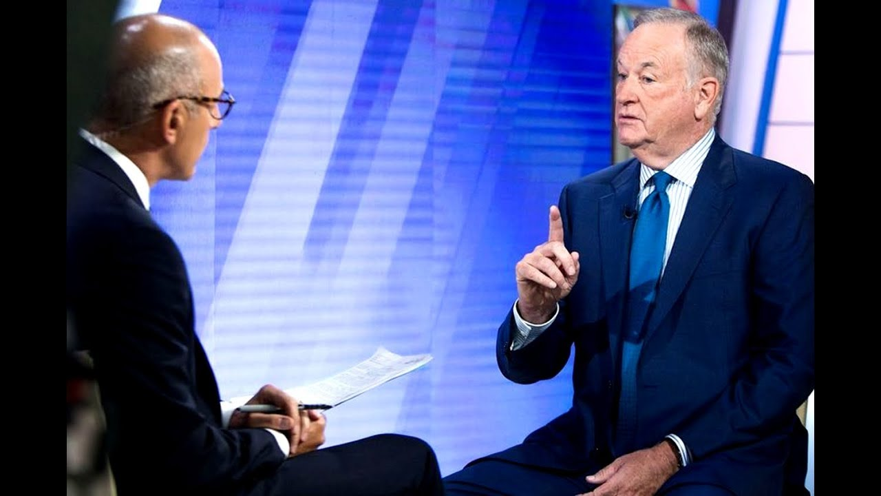 Matt Lauer Attacked Bill O'Reilly