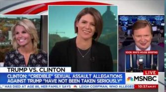 MSNBC Host Calls Assault On Rand Paul 'One Of My Favorite Stories'