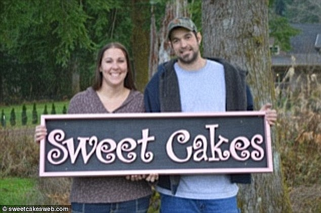 Oregon Bakers Who Refused To Make Wedding Cake For Lesbian Couple