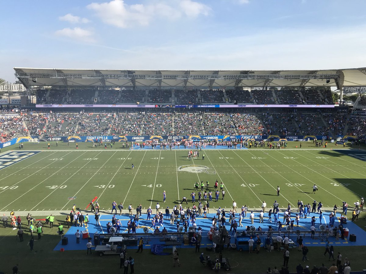 NFL Empty Seats Continue Into Week 13