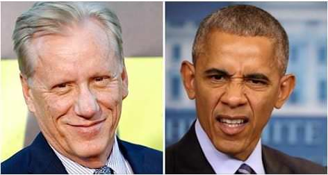James Woods Goes At Obama - '8 Years Of Socialist Hell'