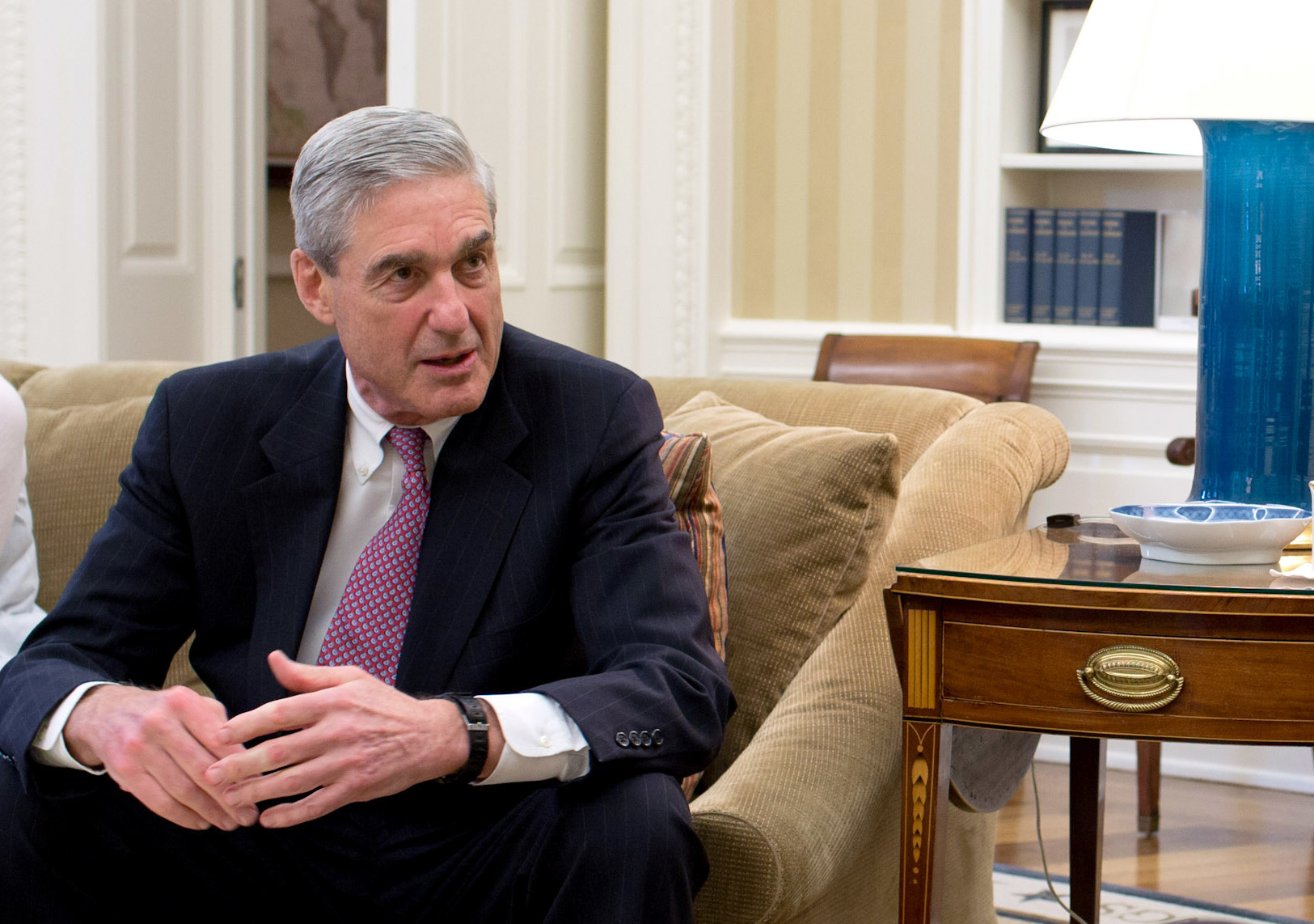 Did This One Wacko Text Sink The Mueller Investigation, Botched investigation by Robert Mueller