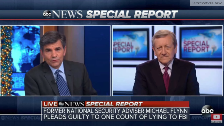 #FakeNews - ABC Edition: Huge Mistake In Report Of Flynn Plea Deal