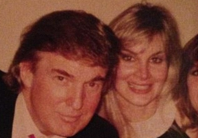 Trump Sexual Assault Accuser Jill Harth