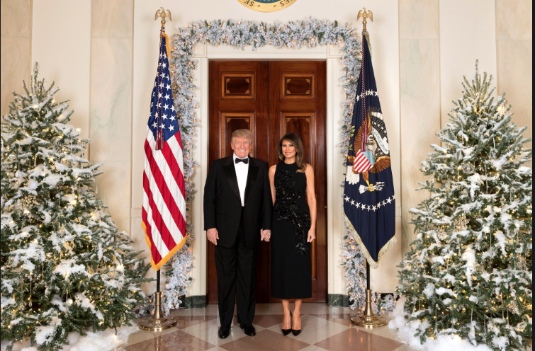 Trump's Effort To Put Christ Back In Christmas