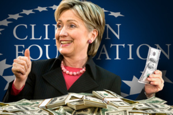 What Does Crooked Hillary Want For Christmas? Money!