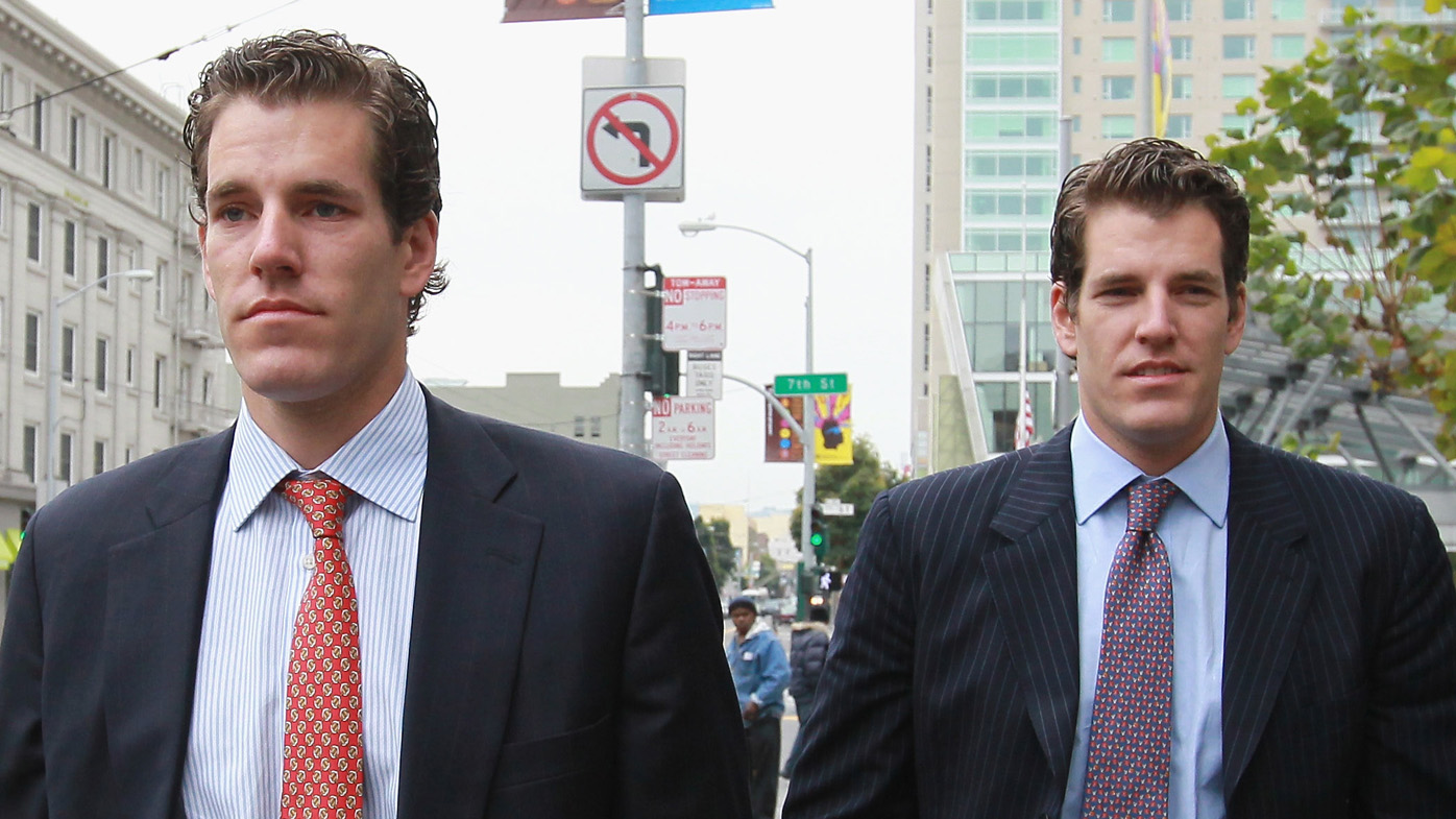Winklevoss Twins Become The First Bitcoin Billionaires