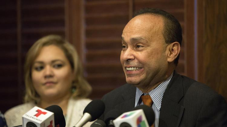 Democratic Rep. Luis Gutierrez