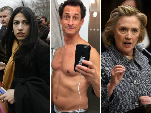 Classified Information Found On Jailed Pervert Anthony Weiner's Laptop
