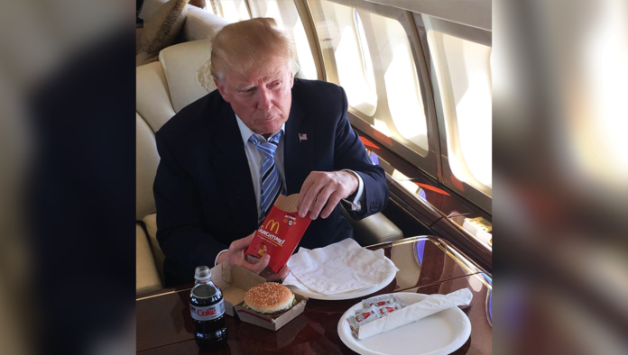 Instead of Terror Attacks, CNN And MSNBC Report On Trump's Love Of Diet Coke, TV