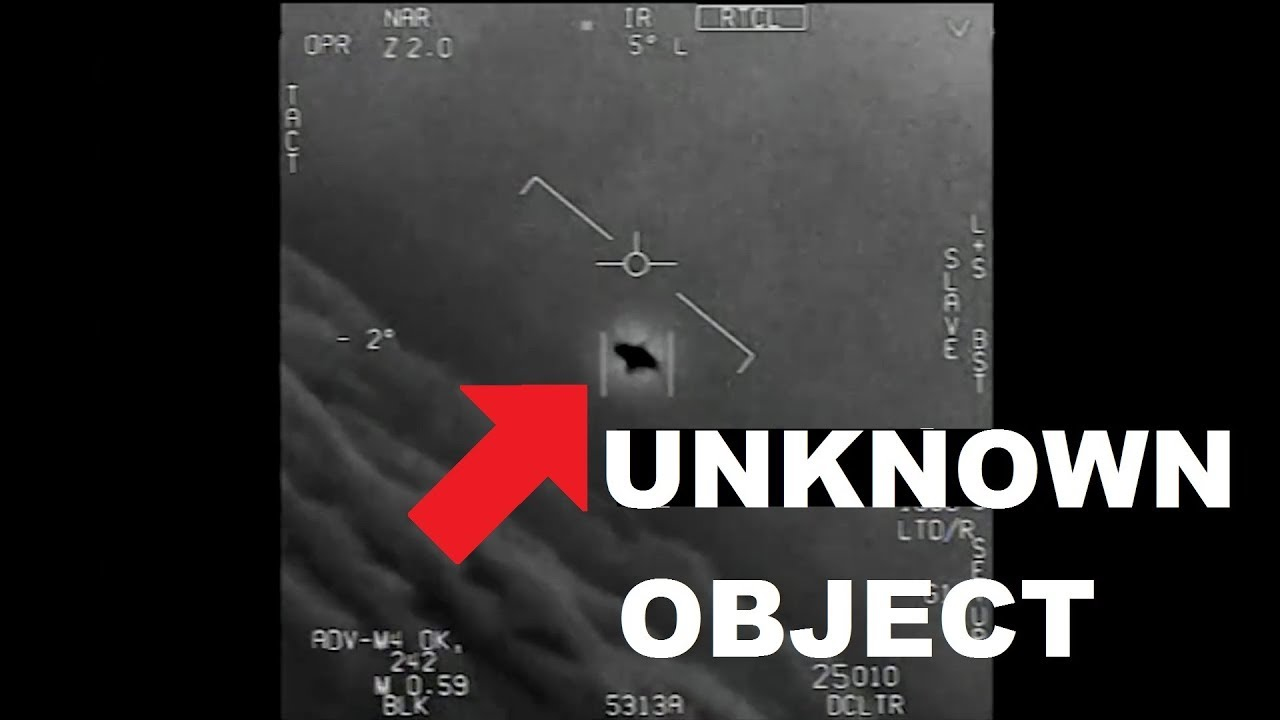 Navy Airmen Encounter 'Unidentified Flying Object' That 'Outran' An F-18