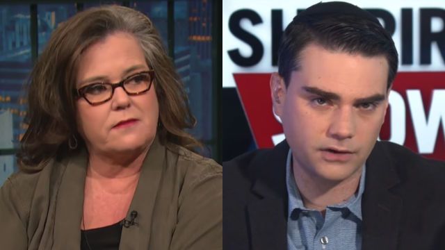 Rosie O'Donnell Busted Bribing Senators To Vote Against Tax Bill