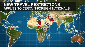 Trump's Travel Ban Passed By Supreme Court