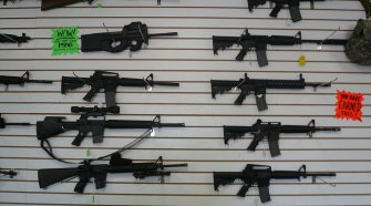 Federal Investigators Attempt To Illegally Buy Guns -