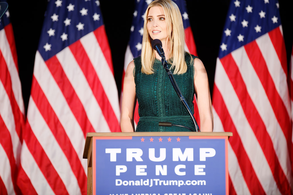 Ivanka Trump Being Investigated By Mueller