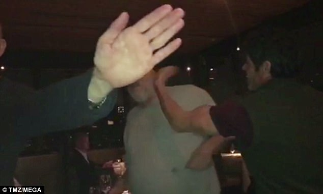 Harvey Weinstein Smacked In The Face At Dinner In Arizona