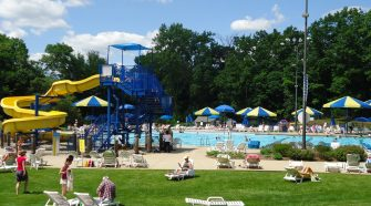Public Pool Offers Naked Swim Day -