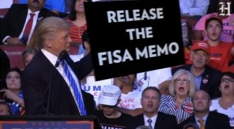 'Devastating' Fisa Memo Will 'Expose' Obama